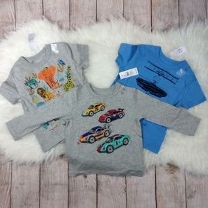 Baby Boy Gap 3 Piece Shirt Bundle 18-24 Months NWT